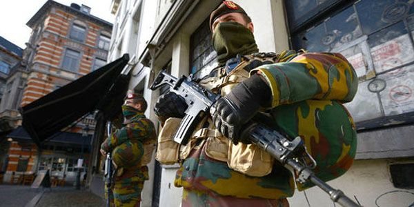 #Belgian police alerted to IS fighters en route to #Europe