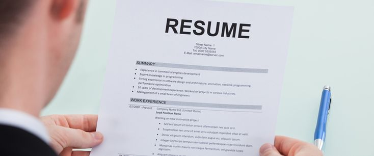 8 best Job images on Pinterest Counselling, English and English - common resume mistakes