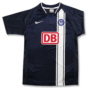 Nike 07-08 Hertha BSC Berlin Home Shirt Boys 07-08 Hertha BSC Berlin Home Shirt Boys http://www.comparestoreprices.co.uk/football-shirts/nike-07-08-hertha-bsc-berlin-home-shirt-boys.asp
