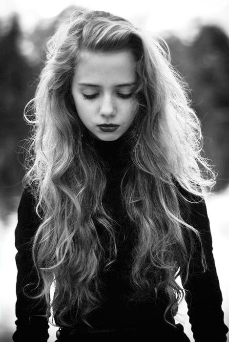 i wish my hair could look like this