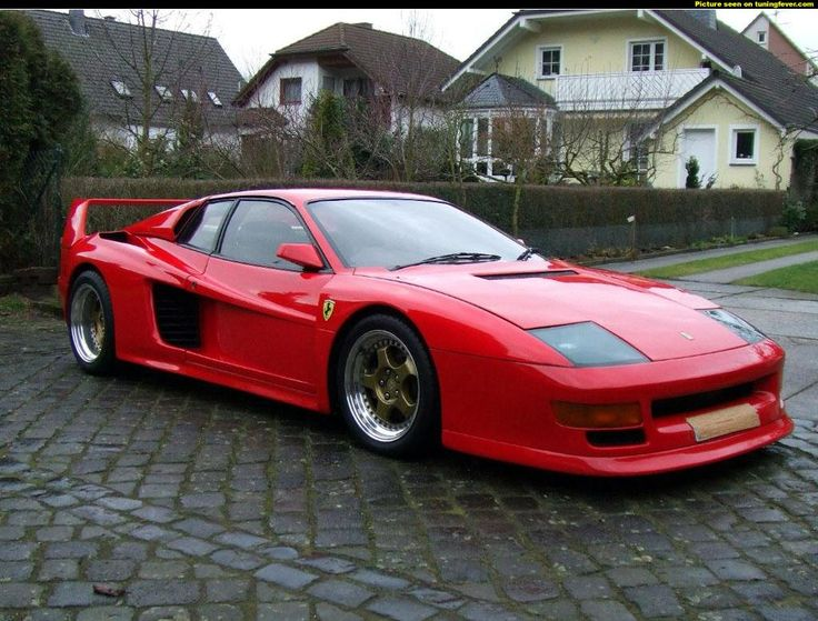 12 Best Images About Ferrari Koenig Testarossa On Pinterest Cars Click And 12