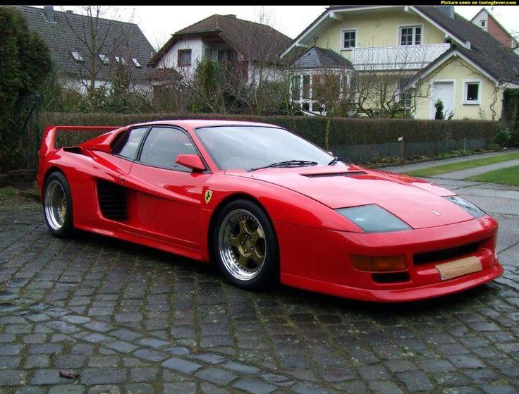 12 Best Images About Ferrari Koenig Testarossa On