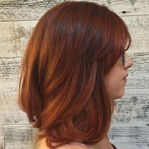 25 best natural auburn hair ideas on pinterest auburn