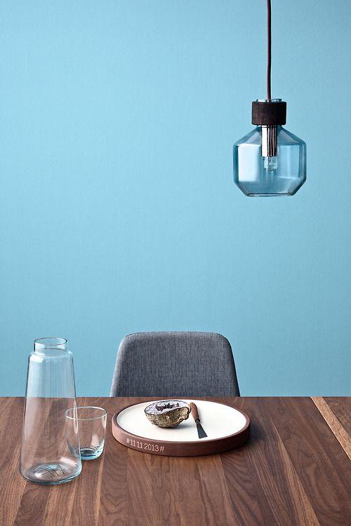 Vetro Brown Lamp / BOLIA