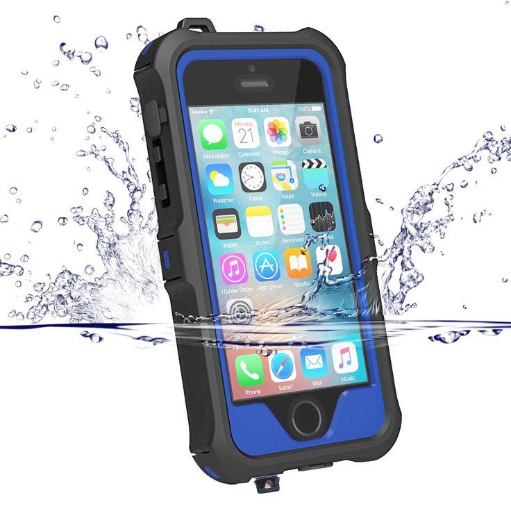 iphone5 ケース:防水性能を付いて、水濡れ、雪、砂埃、泥を完璧にシャットアウト。水、泥、砂、雪、汚れなどから大切なデバイスを保護します。お風呂に動画閲覧やビデオを見ることができます。