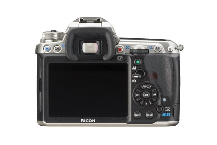 Kč 30 790,- Pentax-K-3 bez objektivu, zadní pohled na Pentax K-3, Fototechnika Dolejš cz
