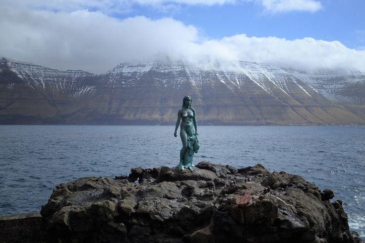 Seal Woman of Mikladalur