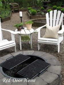 Customize Your Outdoor Spaces – 33 DIY Fire Pit Ideas, plenty of good ideas to choose from (cheap too)