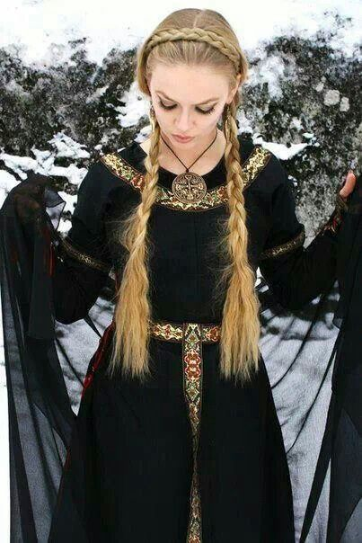 Abito celtico