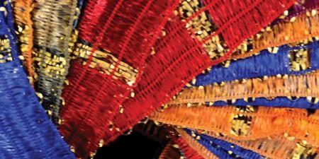 Premier Starry Night Yarn Pinwheel