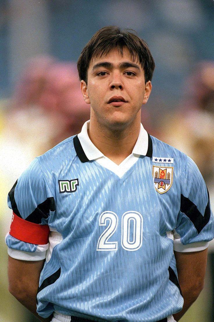 Alvaro Recoba - Uruguay soccer a beautiful game wondersoccertowel@gmail.com