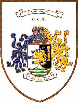 Companhia de Comando e Serviços do Batalhão de Caçadores 4612/72 Guiné