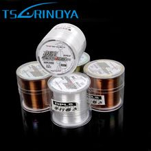 Tsurinoya 300M 4LB-20LB Premium Monofilament Fishing Line Strong and Abrasion Resistant Mono Line(China (Mainland))
