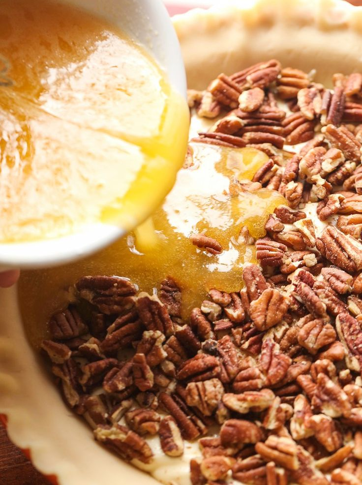 English Toffee Cheesecake Pecan Pie... it's 3 delicious desserts in ...