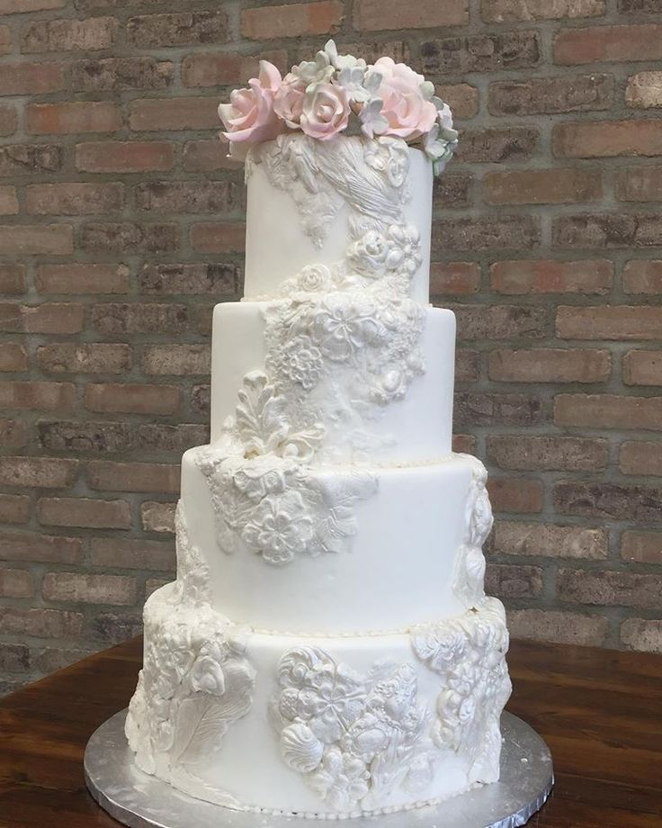 A Little Cake is a wedding cake