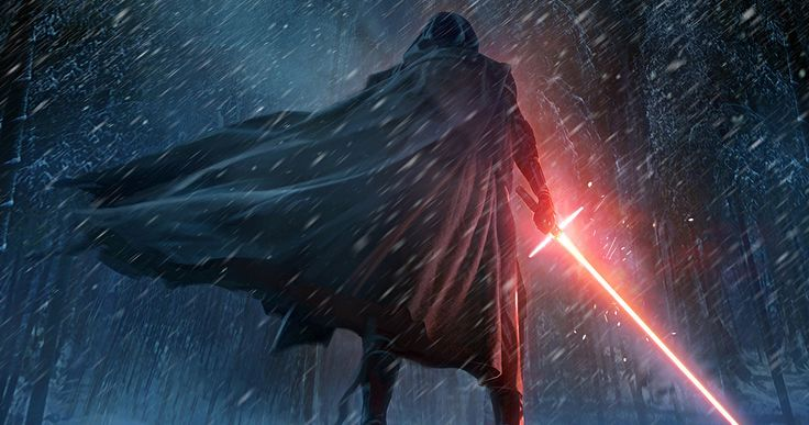 'Star Wars 7': Kylo Ren's Lightsaber Is an Ancient Design -- New details have emerged about why Kylo Ren's unusual ancient deiagned lightsaber has a crossguard in 'Star Wars: The Force Awakens'. -- http://movieweb.com/star-wars-force-awakens-kylo-ren-lightsaber-ancient/