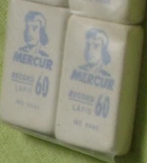 Borrachas Mercur.