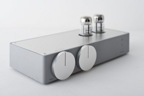 HYBRID TUBE AMPLIFIER BY CASE-REAL