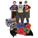 Cofre 3 disfraces Superhéroes Rubies - Disfraces y complementos - Complementos - El Corte Inglés - Juguetes