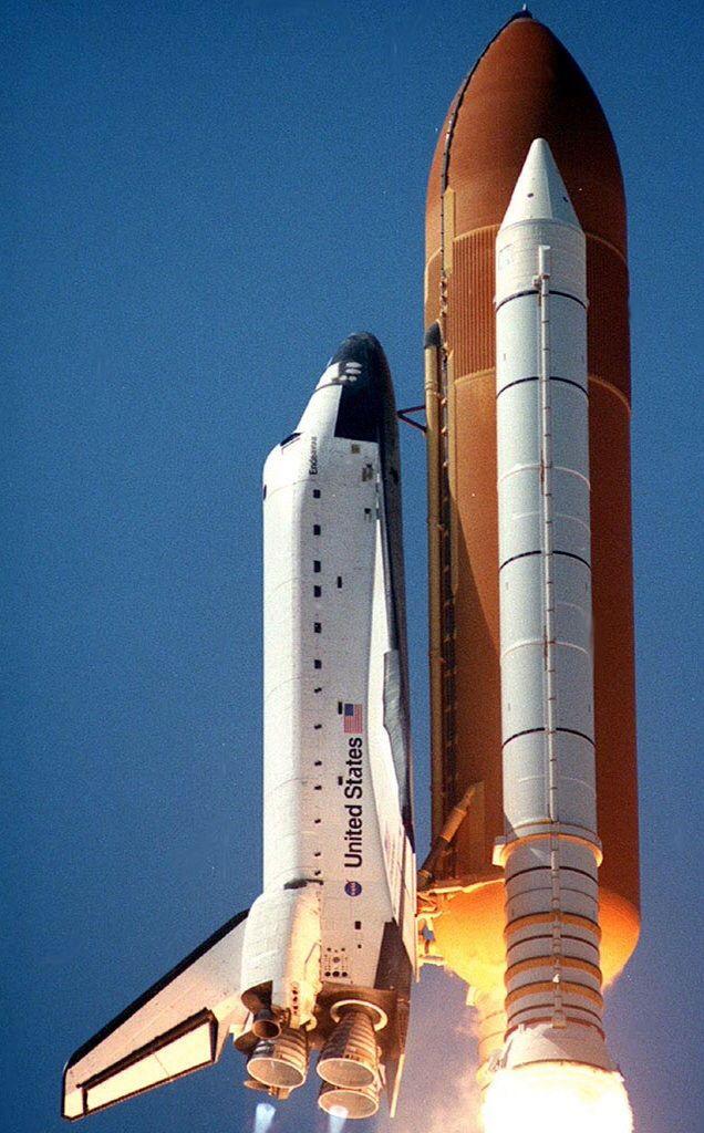 last flight of space shuttle endeavour - photo #33