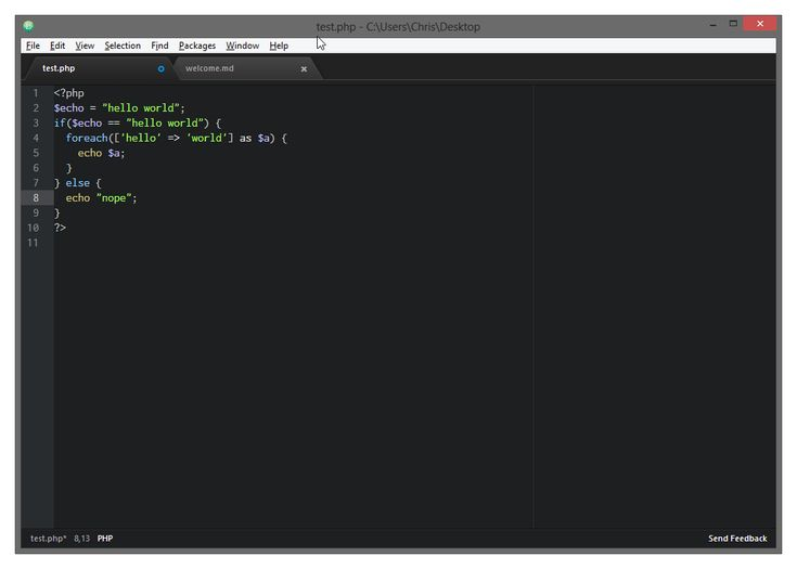 Atom Text Editor for Windows (Unofficial Build) - http://www.cssreflex.com/2014/05/atom-text-editor-for-windows-unofficial-build.html/