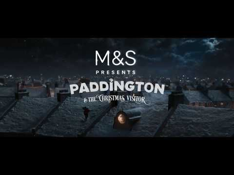 M&S Christmas TV Ad 2017 | Paddington & The Christmas Visitor #LoveTheBear - YouTube