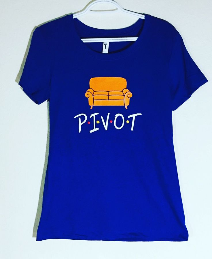 Friends TV show- PIVOT- Funny Friends Shirt- Friends Couch Shirt- Friends Gifts- Mother's Day gift- Ross Geller Shirt- Friends Episode Gift by giggletee on Etsy