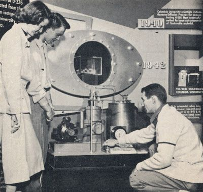 Neato Coolville: AMERICAN MUSEUM OF ATOMIC ENERGY
