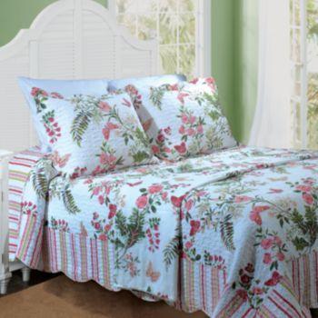 Secret Garden Bedspread Set