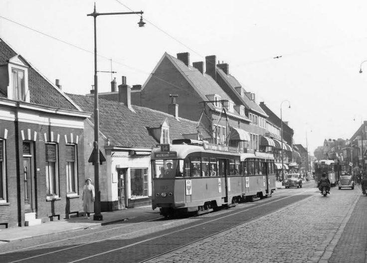 Bergse Dorpsstraat, Rotterdam. Jaartal onbekend