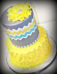 OMG....I am in love with this cake.
