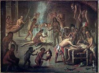 7 Suku Kanibal Terganas di Dunia