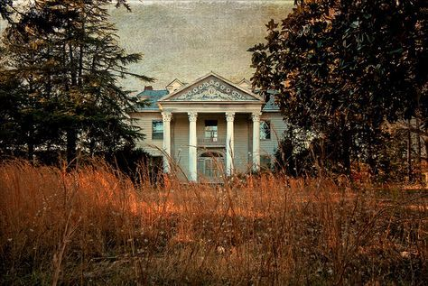 Haunted Plantations in North Carolina | Samuel T. Thorne House, ca. 1912: Airlie, Halifax County, NC - a photo ...