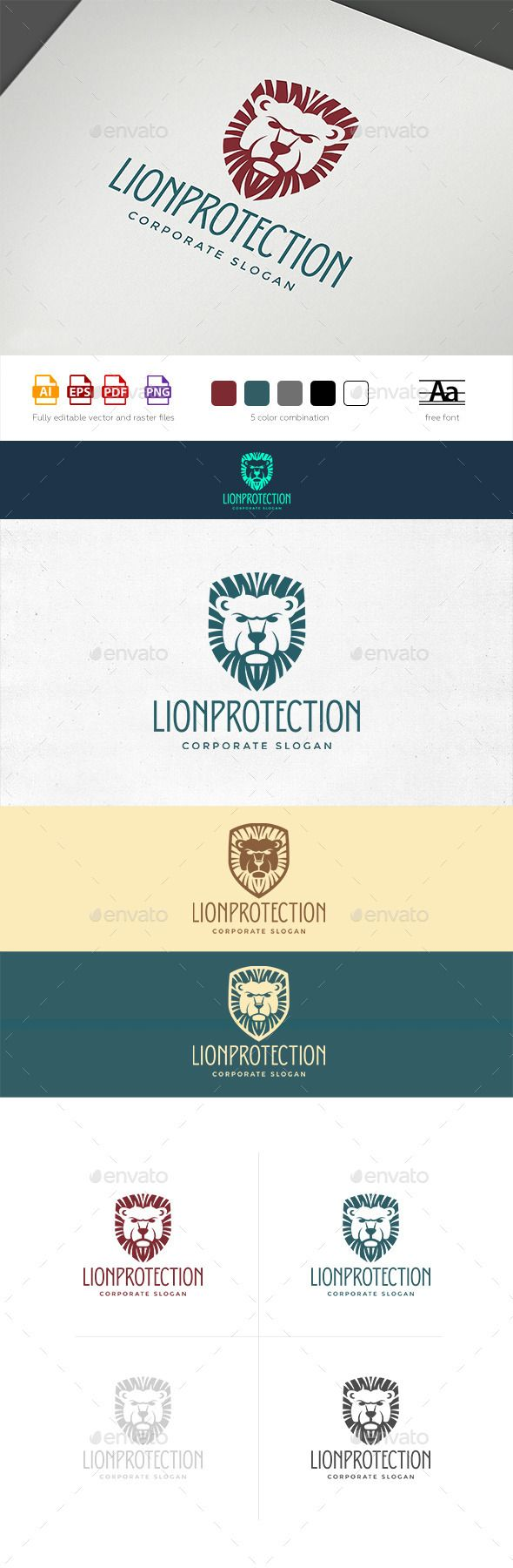1763 best crest and heraldic logo template images on pinterest lion shield logo template maxwellsz