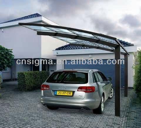 2014 Newest Modern aluminum carport with High Reputation