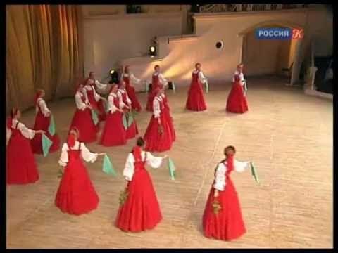 """Russian Folk Dance """"Berezka"""". Ruso Danza Populare """"Beriozka"""" .Russische Volk Tanz """"Berezka"""""""