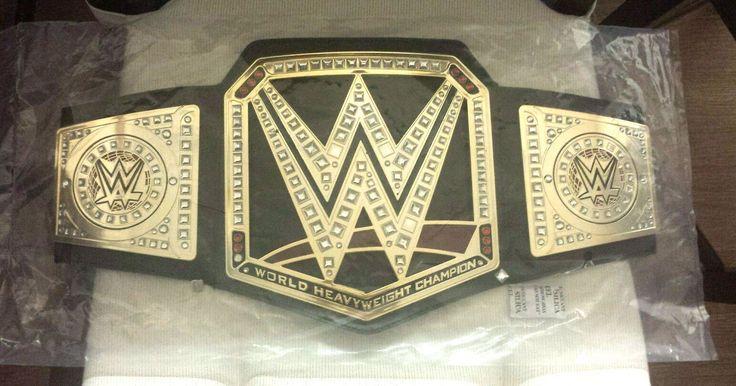 "WWE World Heavyweight Championship Belt Replica 38""W OFFICIAL AJ STYLES AMBROSE - http://bestsellerlist.co.uk/wwe-world-heavyweight-championship-belt-replica-38w-official-aj-styles-ambrose/"