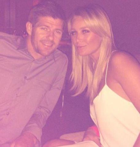 Alex Gerrard Twitter