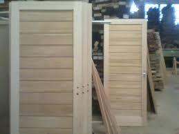 Resultado de imagen para puertas de exterior de madera precios