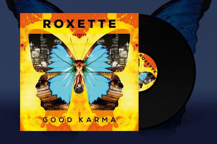Nowe wydawnictwo legendarnego duetu Roxette nosi tytuł
