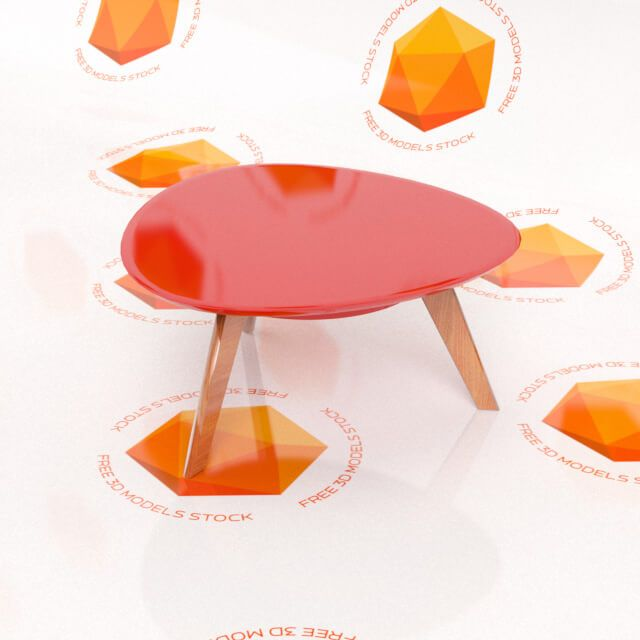 The parkland center table 3d model, bring the minimalist design to your visualization projects, can be used in living rooms, creative workspaces or waiting rooms.