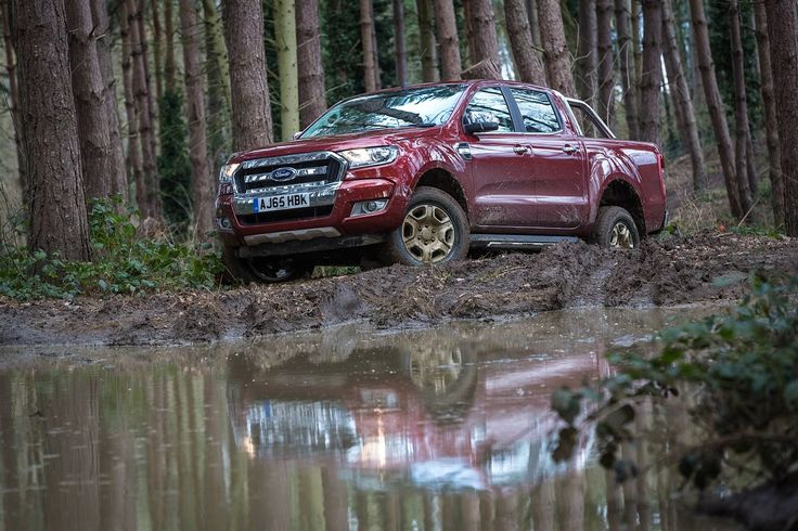 Ford Ranger King of the Hill