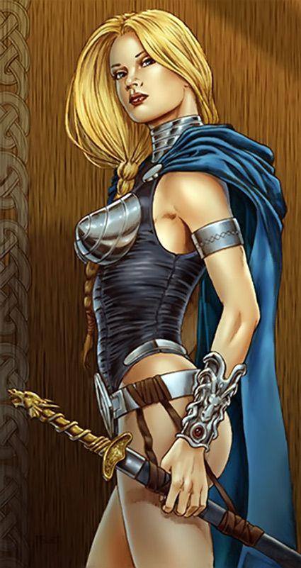 Valkyrie - Marvel Comics - Defenders - Brunnhilde