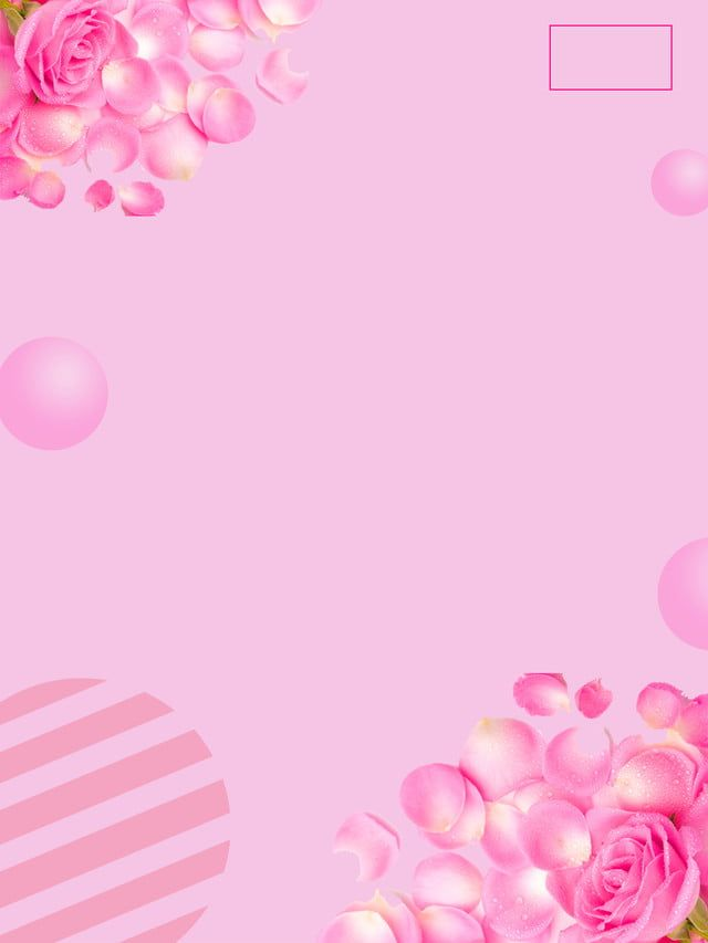 Latar Belakang Merah Jambu Kelopak Mawar Kelopak Mawar Dinding Bunga Latar Belakang
