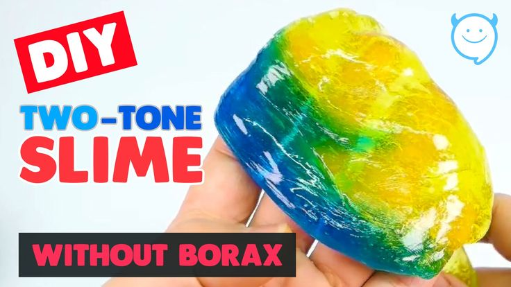 how to make slime stress ball without borax