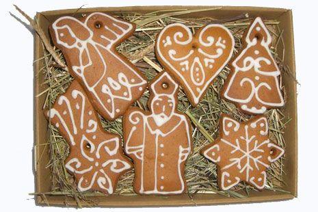 Николайчики. Готовим праздничные пряники