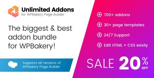 CodeCanyon  Unlimited Addons for WPBakery Page Builder (Visual Composer) v1.0.24 Free Download http://ift.tt/2DFykJk