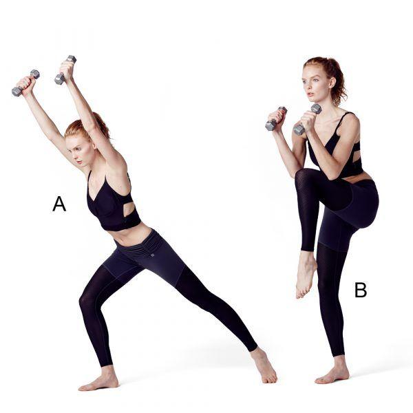 Για σώμα που θυμίζουν αυτό της μπαλαρίνας, ακόμα κι αν δεν έχεις ιδέα από μπαλέτο. Κάνε αυτές τις ασκήσεις για γυναίκες.