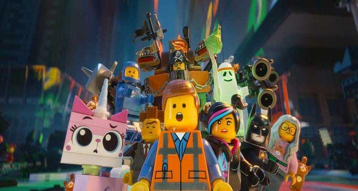 Critique Cinéma : La grande aventure Lego, un film inventif et fun