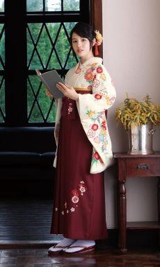 レンタル袴(はかま)卒業袴、卒業式はマイムの袴(女袴・卒業袴)全国の大学に貸衣裳